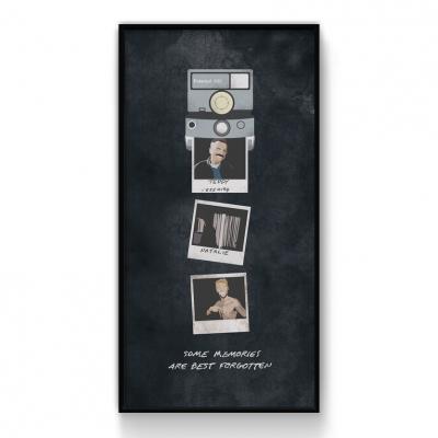Polaroids · HQ poster